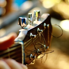 Acoustic or electric guitar lessons